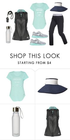 Sports Day by whattheteacherwears on Polyvore featuring NIKE