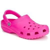 Crocs--CLASSIC--women's-Clogs-(Shoes)-in-pink-,-Crocs-,-Spartoo.co.uk