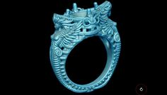 Sculpting Fashion Rings In ZBrush Zbrush, 3d Art, Jewelry Design Drawing, 3d Cad Models, Wax Carving, Designs To Draw, Texture, Fashion Rings, Jewelry Art