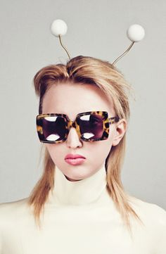 "BETSY from Karen Walker this fall Collection Karen""s Little alliens"
