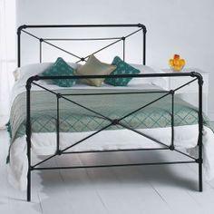 Caldwell Cast Bed - Unique bedframe