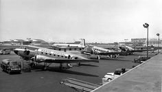 Chicago Midway Airport - North Central Airlines - Ramp | Flickr - Photo Sharing!