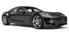 2012 Fisker Karma-beautiful design.