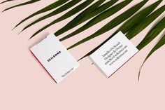 Beautiful identity for emerging swimwear brand Seilenna , designed by RoAndCo . Inspired by horizons of the sea, sky and shore, the brandin. Identity Design, Visual Identity, Brand Identity, Corporate Identity, Corporate Design, Print Design, Logo Design, Set Design, Business Cards Layout