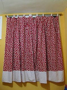 Passo-a-passo de uma cortina