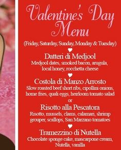 Enjoy a special valentine's day in Ariccia!