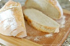 Artisian Bread.   This has some tricks that might improve my recipe that I already have.