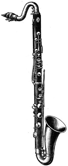 I love the bass clarinet. No, it's not a saxophone. No, it's not only for boys. Yes, it is incredibly fun and amazing. :)