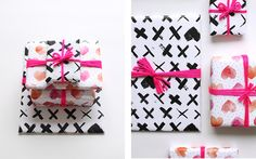 Gift Wrapping Inspo | HOORAY! Mag