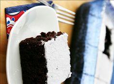 Lactose free, vegan chocolate cake!
