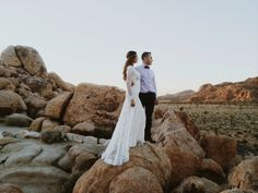 Joshua Tree wedding | VSCO