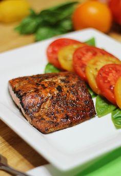 Spice Rubbed Salmon   Easy Salmon Recipe