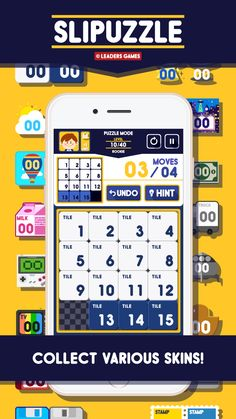 SLIPUZZLE (by LEADERS GAMES) - Touch Arcade