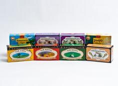 Bulgarian Herbal Teas www.mybalkanstore.com