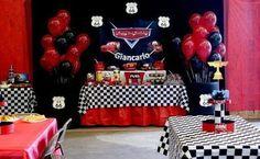 D'bombon: Decoración Fiesta Cars
