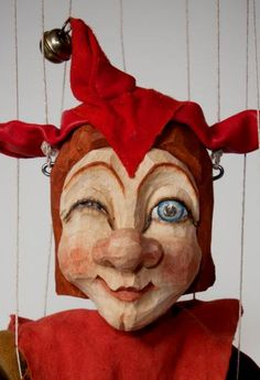 Czech Marionettes - Quality Marionettes Puppets and Collectibles
