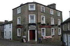 Dentdale - George and Dragon, Dent.