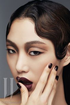 Choi Sora by Eom Sam Cheol for W Korea Oct 2013