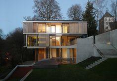 Single family dwelling, Starnberg, Germany-myslidestyle.ch