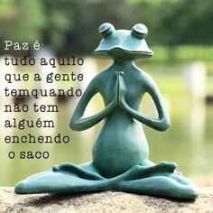 Details about Meditating Yoga Frog statue in sitting Nameste prayer pose Meditierende Yoga-Frosch-St Frog Statues, Garden Statues, Hindu Statues, Fairy Statues, Angel Statues, Yard Sculptures, Sculpture Garden, Outdoor Statues, Frog And Toad