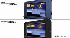 Nintendo reveals a NEW Nintendo 3DS system –