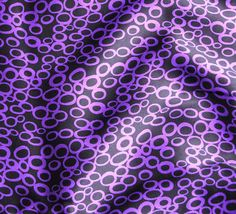 Vintage Silk Satin from the 1970's, Uk