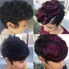 A little color can really transform a style @paulahair - http://community.blackhairinformation.com/hairstyle-gallery/short-haircuts/little-color-can-really-transform-style-paulahair/