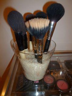 Arroz na maquiagem