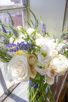 Bridal bouquet featu