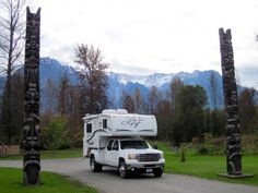 Ksan Historical Village, British Columbia, http://www.truckcampermagazine.com/expeditions/canada/the-journey-to-alaska/