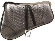 Christian Dior Python Mini Saddle Clutch  https://api.shopstyle.com/action/apiVisitRetailer?id=620088338&pid=uid2500-37484350-28