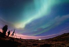 Eight Places to See the Northern Lights