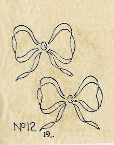 Basic Embroidery Stitches, Baby Embroidery, Embroidery Flowers Pattern, Vintage Embroidery, Beaded Embroidery, Flower Patterns, Bow Drawing, Heirloom Sewing, Fabric Painting