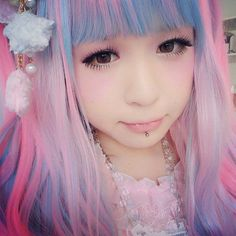 Kawaii makeup
