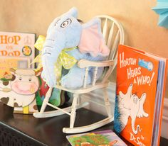Boy Baby Shower: Children's Book Theme. #baby_boy #celebrate #mom_to_be