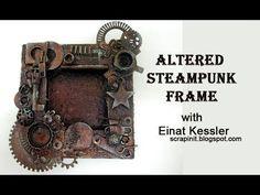 Altered Steampunk Frame - http://steampunkvapemod.com/altered-steampunk-frame/