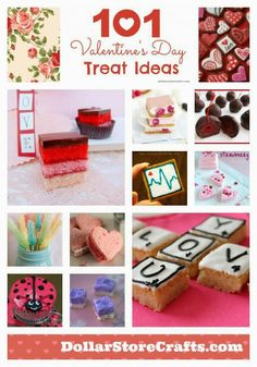 101 Valentine's Day Treat Ideas