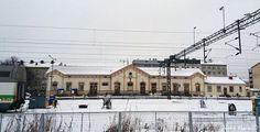 Oulun rautatieasema Finland, Mansions, House Styles, Fancy Houses, Mansion, Manor Houses, Mansion Houses, Villas