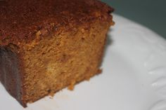 {Life Changing} Pumpkin Bread - from another Momma - pic is not amazing, but add chocochips and this is the easiest tastiest pumpkin bread.