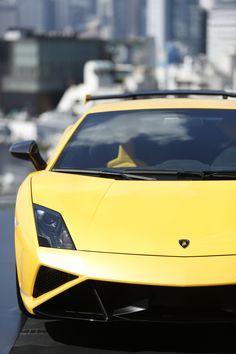 Lamborghini Gallardo LP 570-4 Squadra Corse Giallo Midas