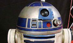 Scratch-Build Lifesize 1:1 R2-D2 Model