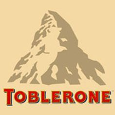 There is a bear if you look closely at this image of the Matterhorn . Toblerone chocolate bars originated in Berne, Switzerland whose name comes from the German word for bear and whose symbol is the bear.