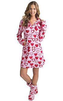 Women's Hoodie-FootiesTM, Footie PJs for Women, Footed Pajamas   PajamaGram