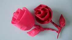 Piegare Asciugamani Forme : Fantastiche immagini su piegare i tovaglioli di carta in varie