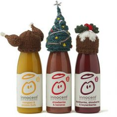 Fancy a free Innocent Christmas gift? They yearly tradition of them giving away freebies to the UK is taking place for today only! Frugal Christmas, Christmas Themes, Christmas Crafts, Christmas Sweets, Christmas Stuff, Xmas, Innocent Drinks, Innocent Juice, Big Knits