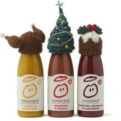 FREE Innocent Christmas Gift - Gratisfaction UK Freebies #freebies #freestuff #innocent