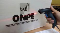 ONPE: Faltan procesar unos 500,000 votos que provienen del exterior