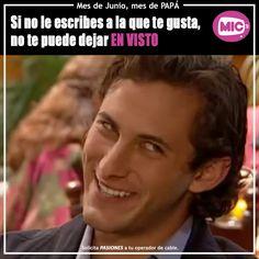 """Sigue con una de las mejores telenovelas de PASIONES: """"En nombre del amor"""" Lunes a Viernes Per/Ecu, 19 h Bol, 20 h #EnNombreDelAmor #Pasiones #MICTV"""