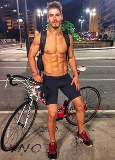 Image result for hot men cyclists