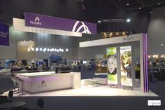 Exhibition Stand Lighting Zone : Best medical and pharmaceutical exhibition design by designteam
